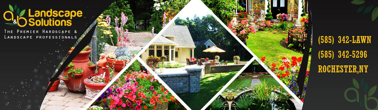 - Rochester NY Landscaping Service- 585-342-5296