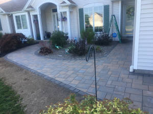 Landscaping services page link